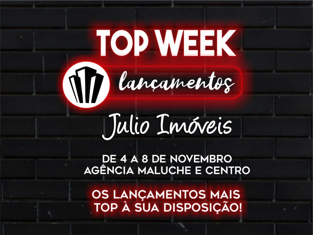Top Week Júlio Imóveis