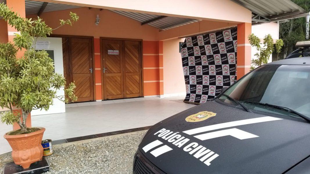 Polícia Civil interdita casa de eventos no bairro Tomás Coelho