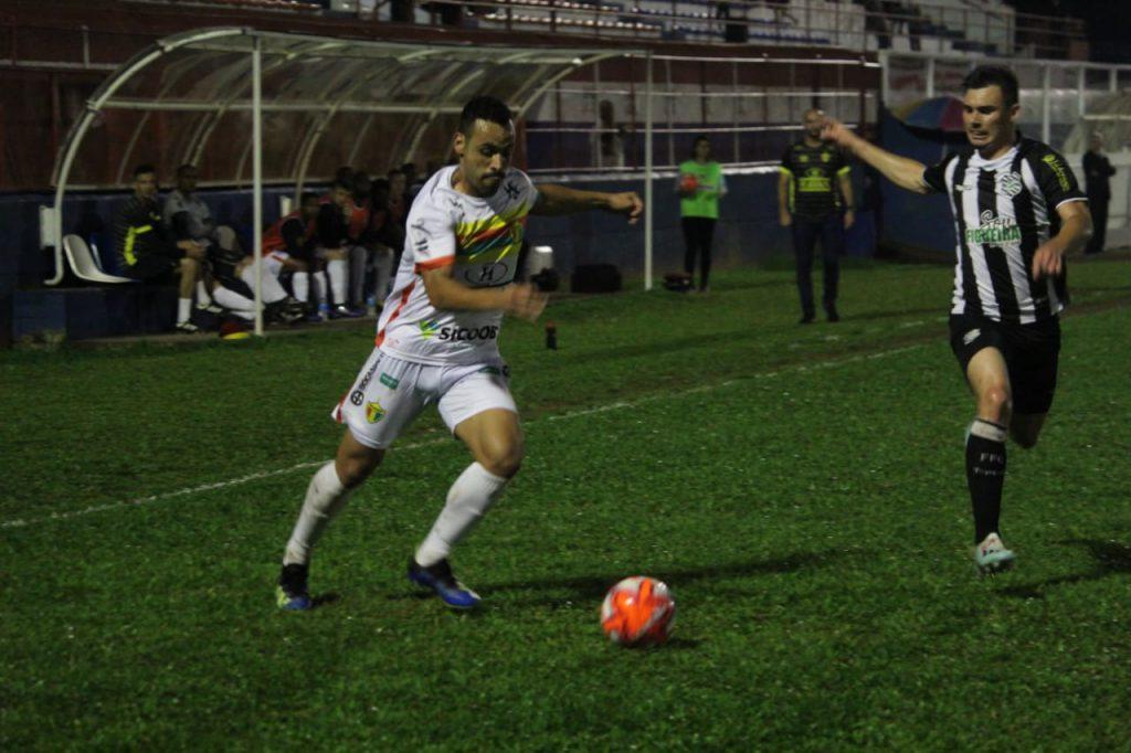 Brusque vence pela sequência da 11ª rodada da Copa SC SICOOB