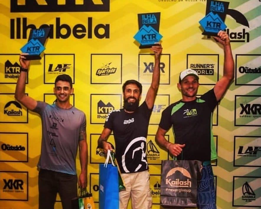 Joelso Cordeiro é vice-campeão no KTR Ilha Bela – 80km de prova