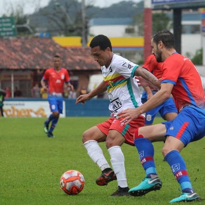 Brusque FC tem retrospecto favorável diante do Marcílio Dias