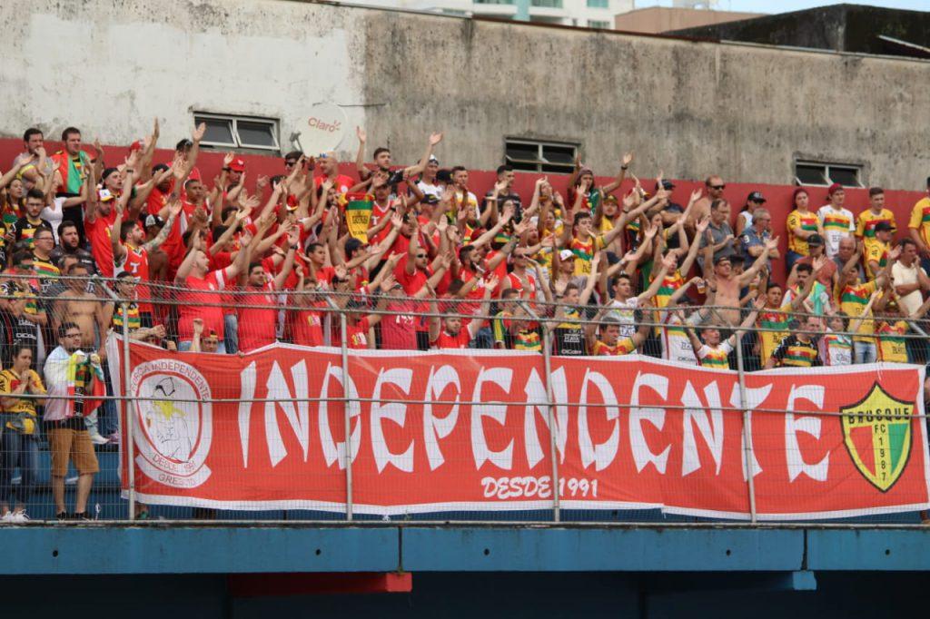Brusque conquista o pentacampeonato da Copa SC após bater Marcílio nos pênaltis
