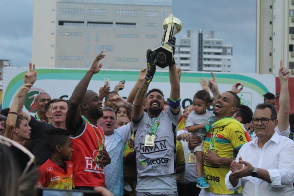 Brusque conquista o título da Copa 2019