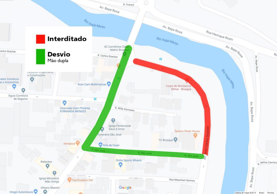 Margem Esquerda: Setram anuncia mudanças no trânsito na Av. Arno C. Gracher e Barão do Rio Branco