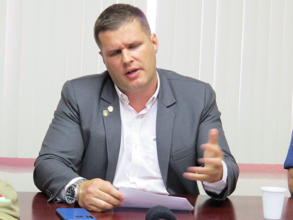 Delegado Regional Fernando de Faveri