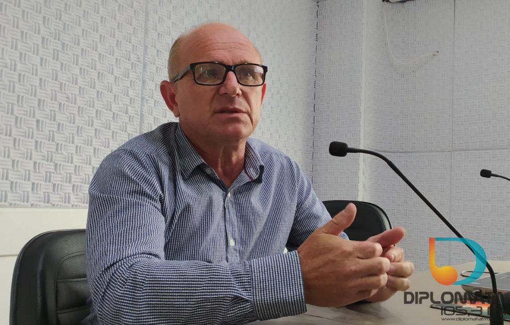 Jose Luiz Colombi, Prefeito de Botuverá