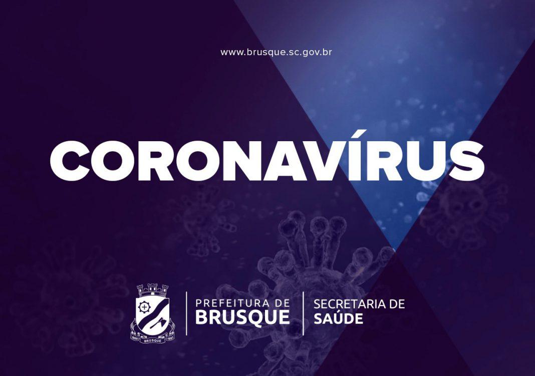 Brusque registra caso suspeito de coronavírus