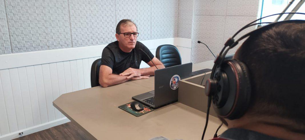 Diretor do Sesc comenta reta final das obras da nova sede