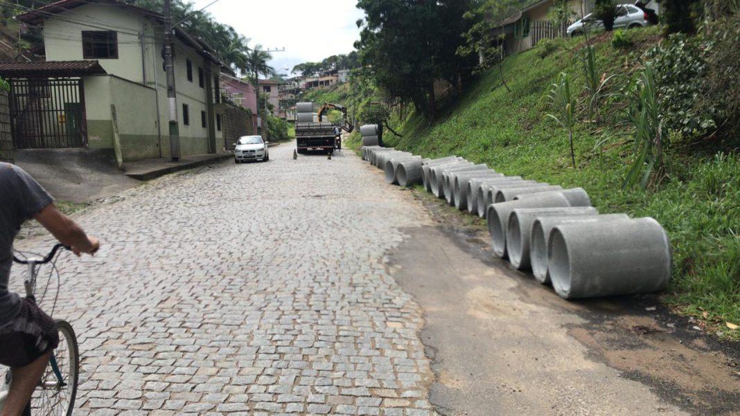 Obras na rua Padre Antônio Eising serão retomadas, com interdição do trânsito
