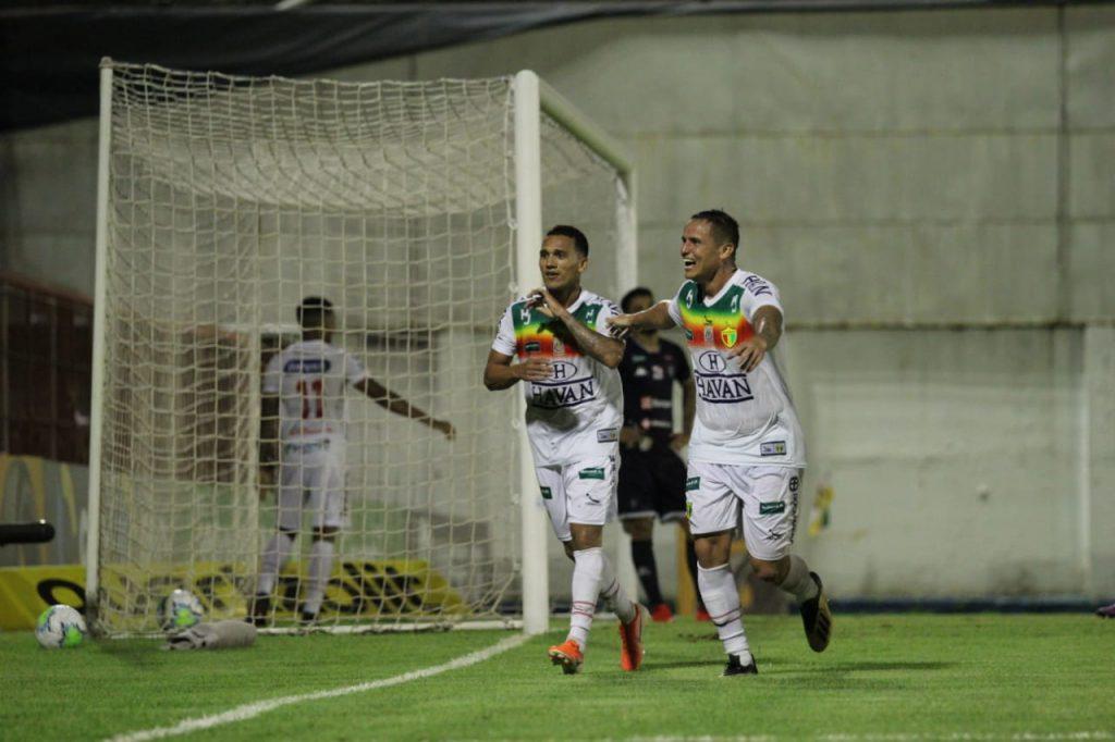 Com vitória de 5 x 1 sobre o Remo, Brusque classifica à 3ª fase da Copa do Brasil.