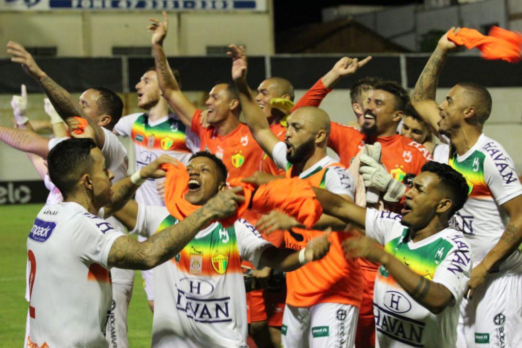 Com goleada sobre o Remo, Brusque FC avança à 3ª fase da Copa do Brasil