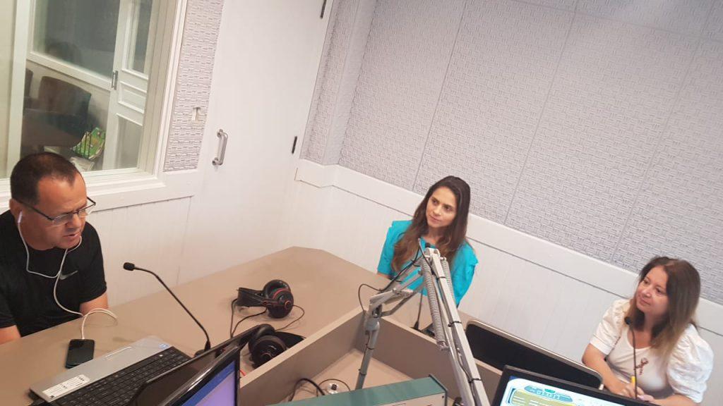 Jornal da Diplomata abordou o avanço dos trabalhos da Ama em Brusque e região.