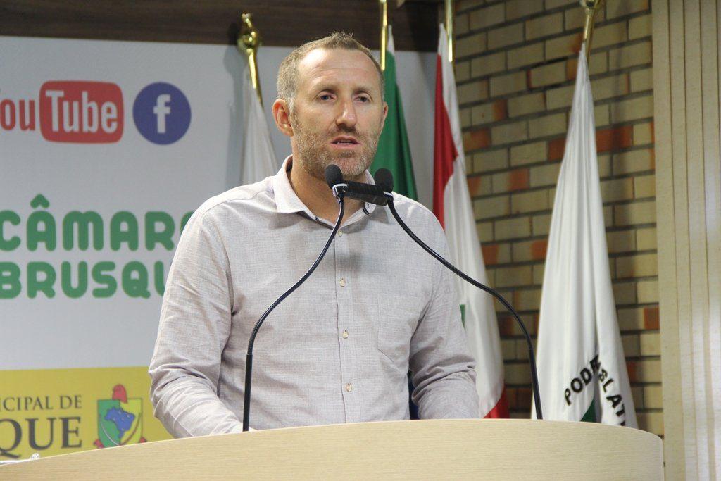 Vereador Paulo Sestrem