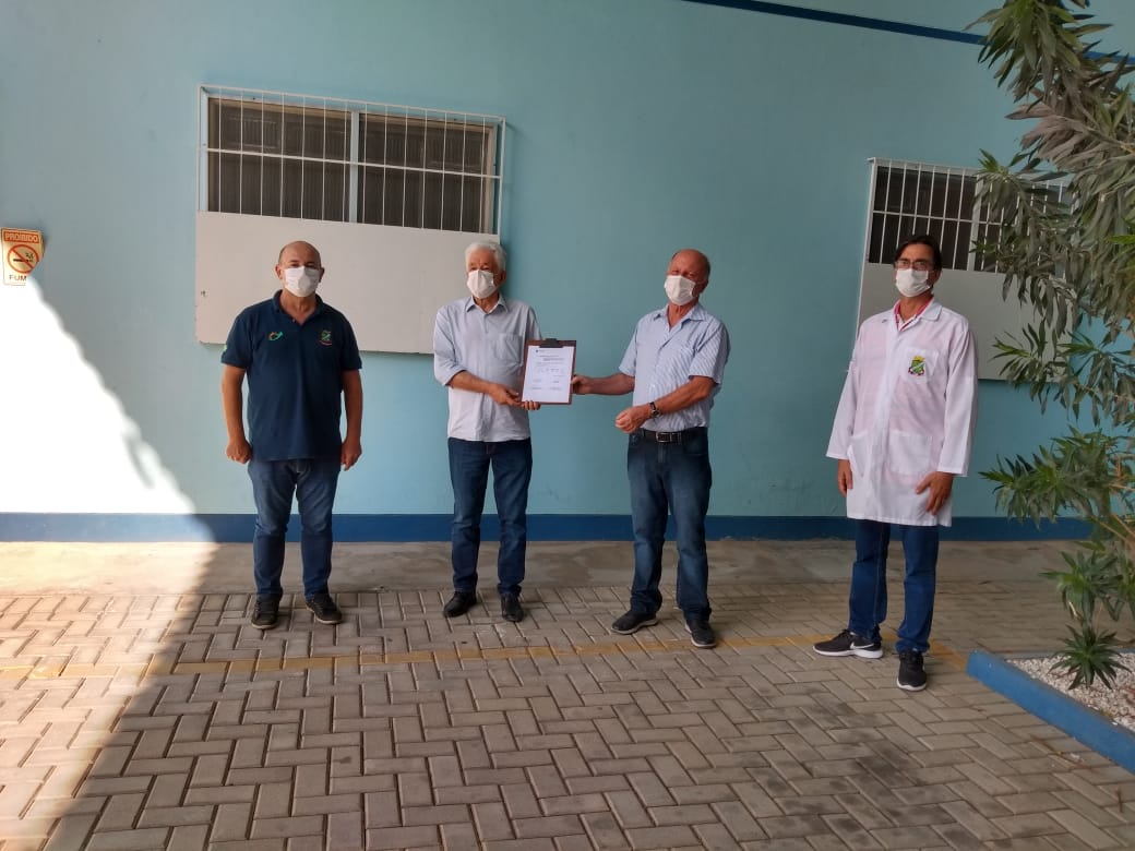 Prefeitura e Hospital Dom Joaquim
