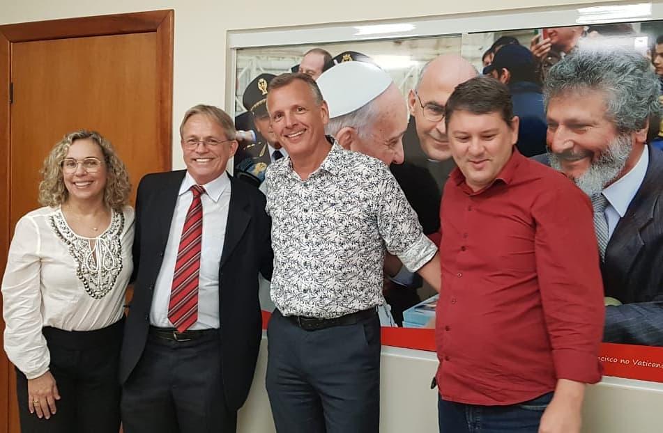 Paulo Eccel assumira cadeira na ALESC a partir de abril