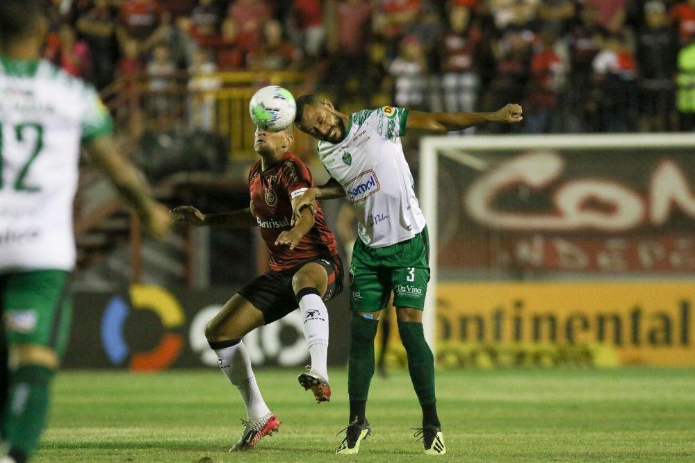 Brasil de Pelotas venceu o Manaus e será o próximo adversário do Brusque na Copa do Brasil.