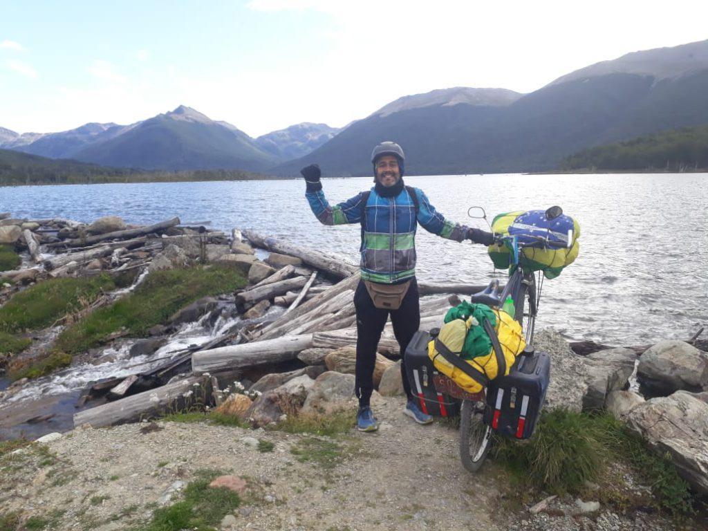 Marcelo Furtado, do Mundo em Duas Bikes.