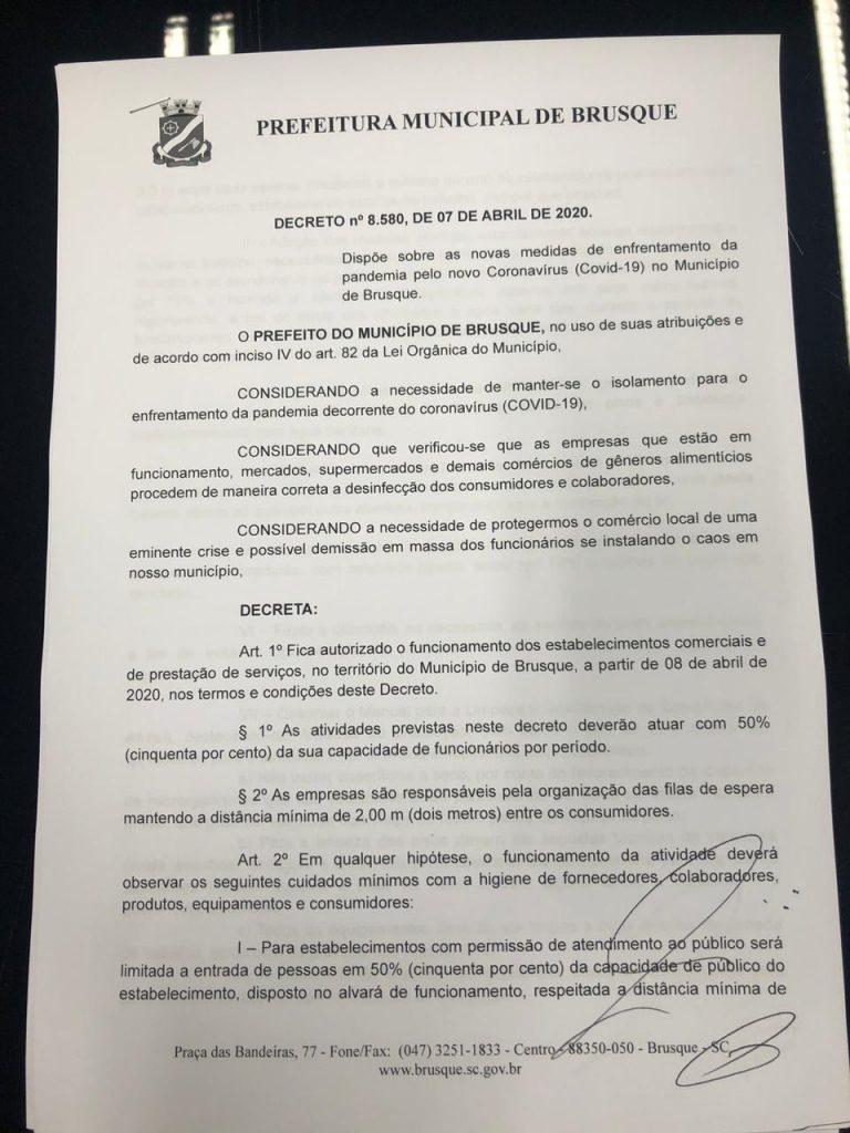 Decreto Folha 1