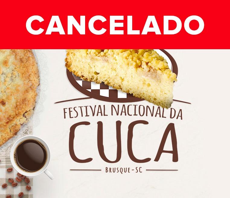Festival da Cuca é cancelado