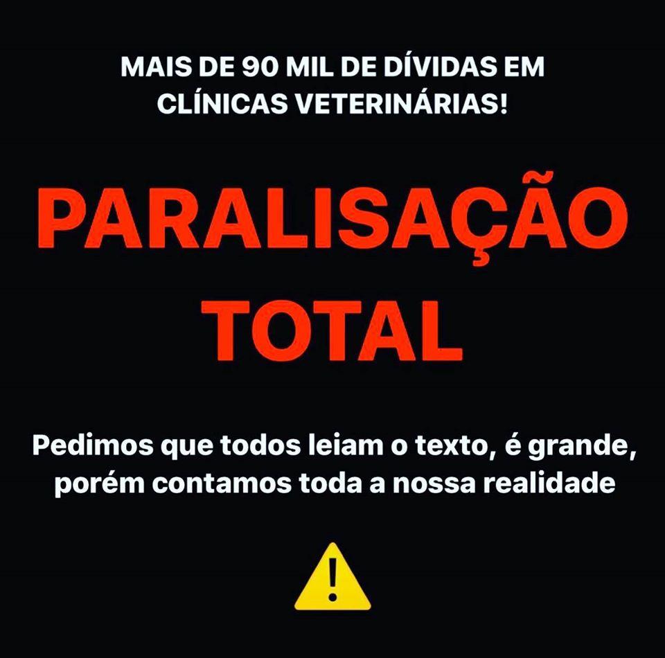 """Acapra anuncia """"Paralisação Total"""" até pagar dívida de R$ 91,5 mil"""