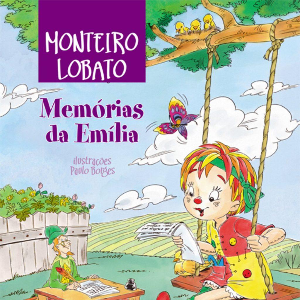 """Segundo Monteiro Lobato: """"Um país se faz com homens e livros."""""""
