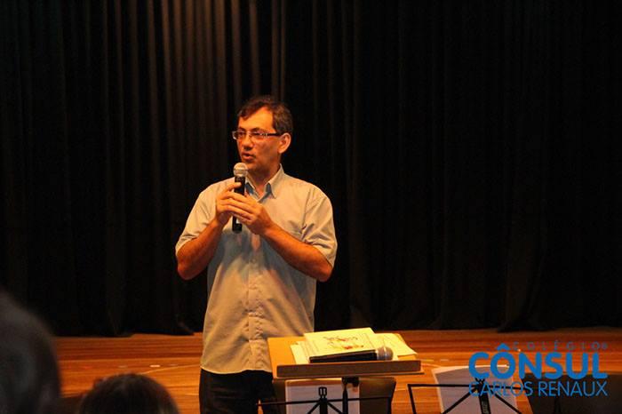 Maestro Sérgio Luiz Westrupp