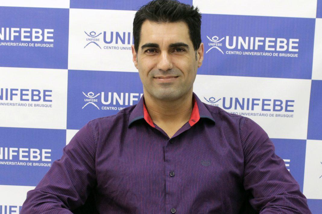 Professor Wagner Dantas da Unifebe