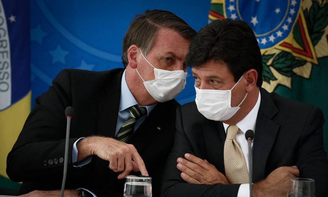 Mandetta anuncia saída do Ministério da Saúde