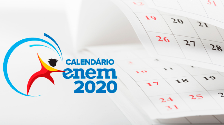 Inscrições para o Enem 2020 começam nesta segunda-feira