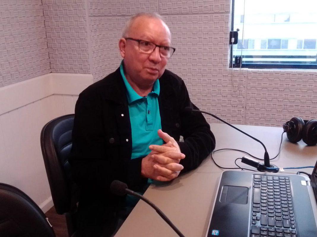 Professor Reinaldo Cordeiro em entrevista ao Jornal da Diplomata, sobre eleições municipais em 2020
