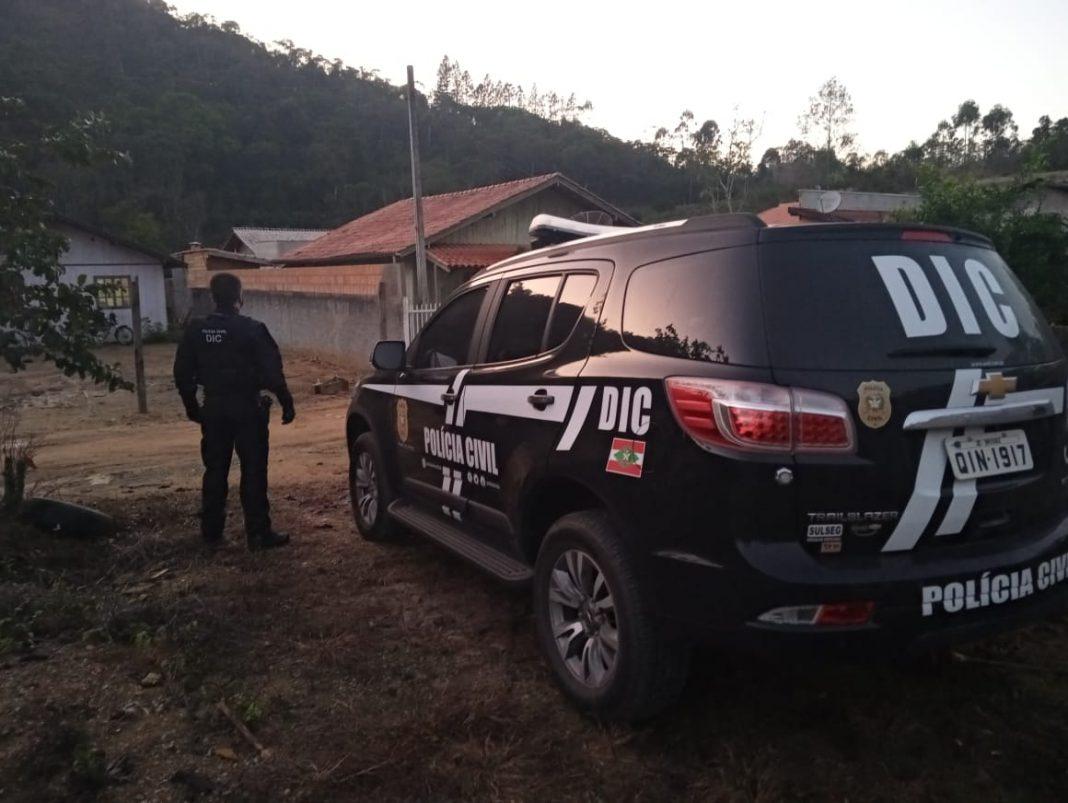 Polícia Civil investigação