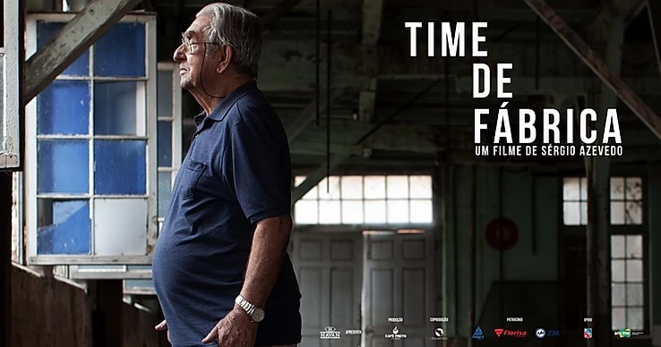 Documentário Time de Fábrica, da Café Preto Filmes, será lançado online, no dia 4 de agosto.