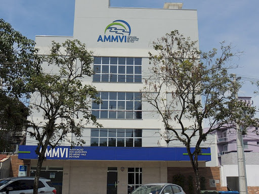 Sede da Ammvi fica localizada em Blumenau