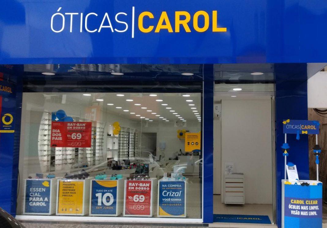 Óticas Carol Brusque