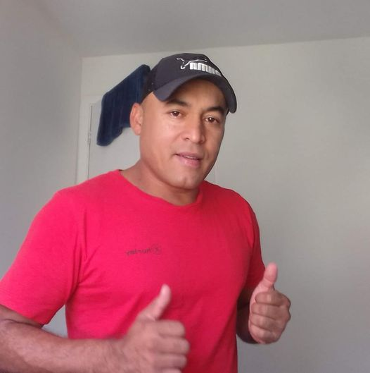 Amailton José dos Santos, de 44 anos