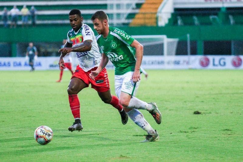 Brusque e Chapecoense são os finalistas do Catarinense