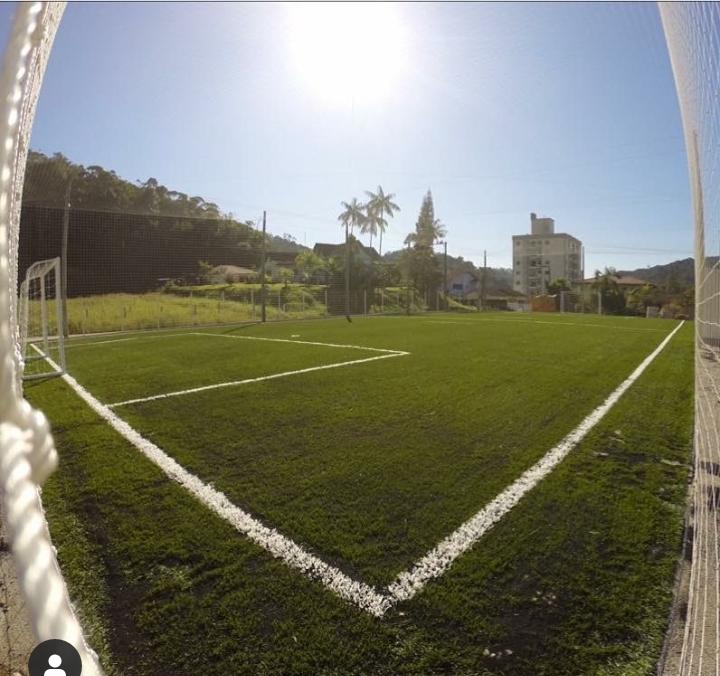 Campo sintético da Euro Soccer
