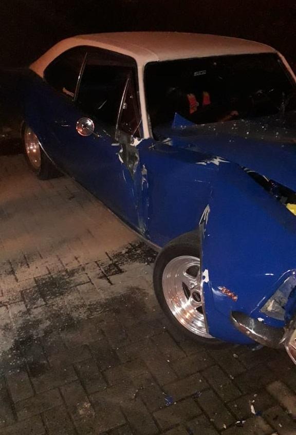 Ex-prefeito Roberto Prudêncio fica gravemente ferido em acidente