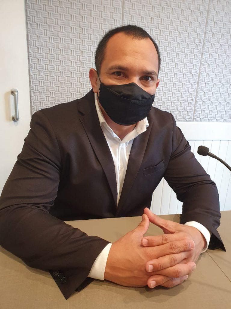 Presidente da Fesporte, Rui Godinho, esteve na Rádio Diplomata FM