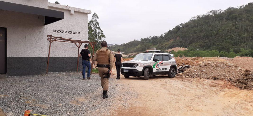 Um homem foi encontrado morto no bairro Rio Branco