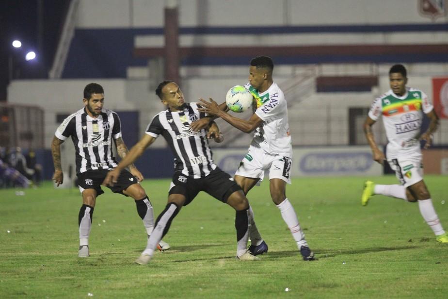 Lucas Gabriel Cardoso/Brusque FC