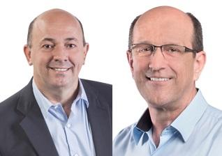 Candidatos em Brusque: Ari Vechi e Pastor Gilmar