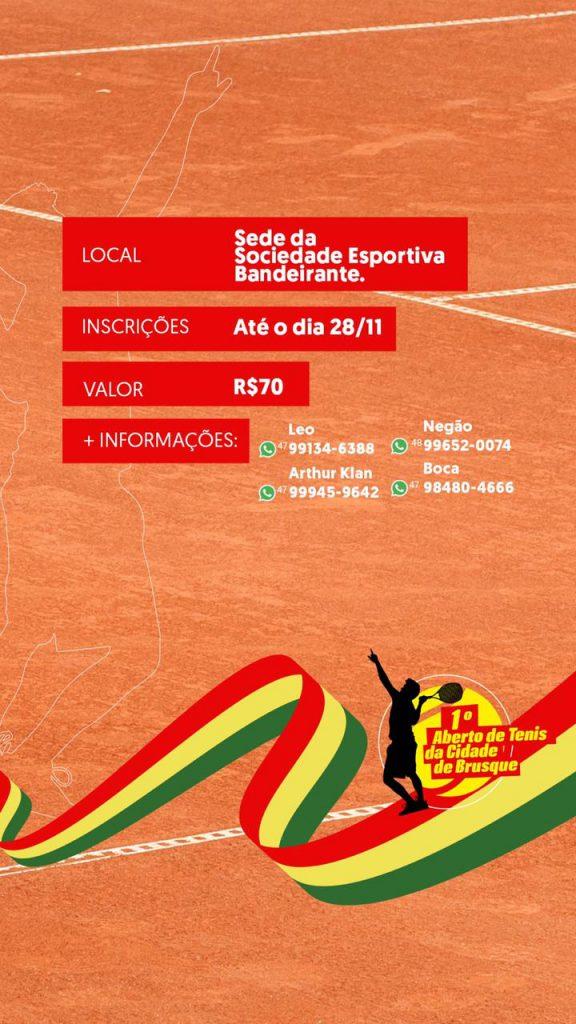 Inscrições serão feitas na Escola Guga, Bandeirante e Guarani