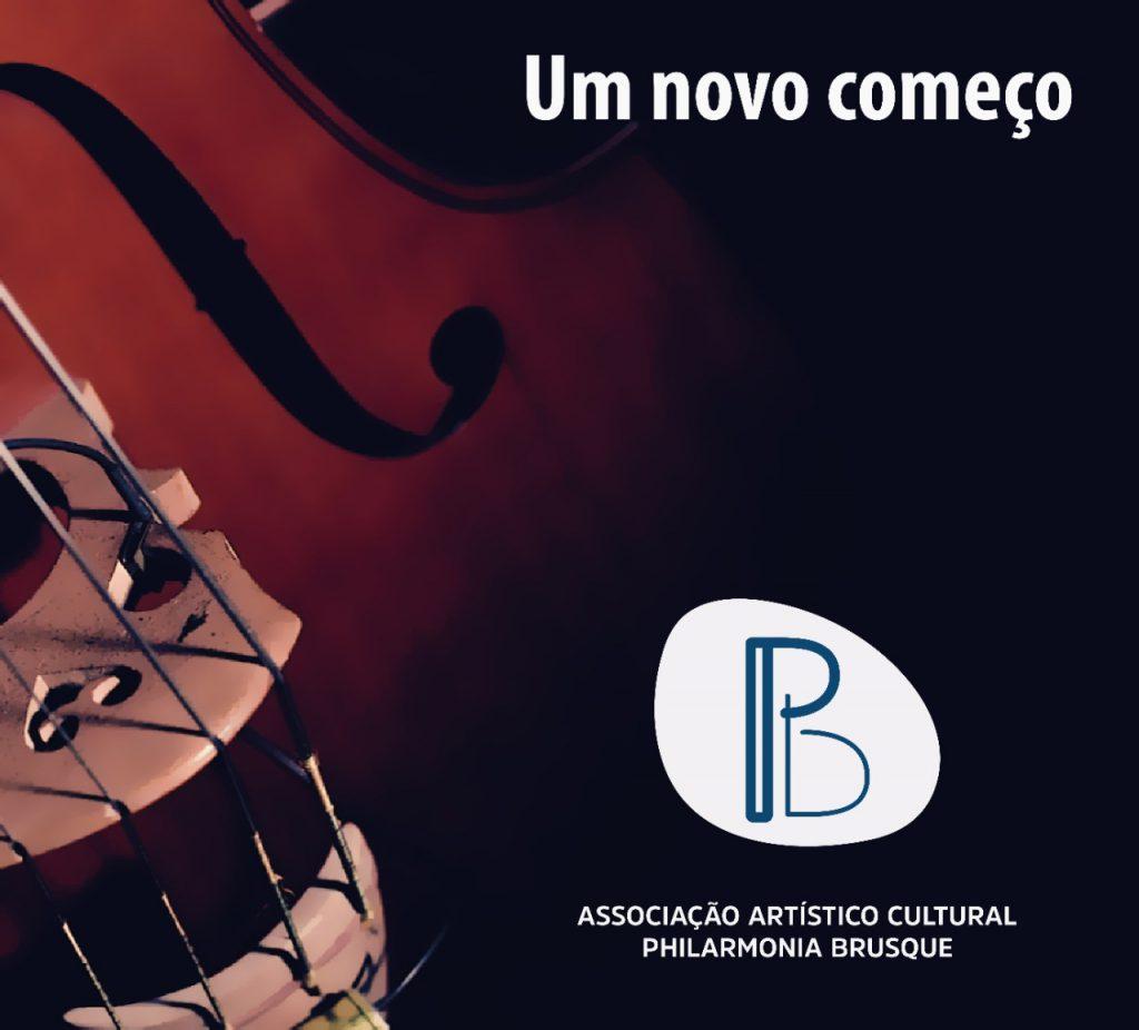 Philarmonia Brusque surge com inovações para integrar musical instrumental e outras artes