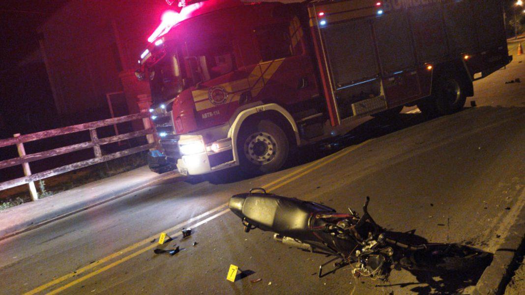 Dois homens morreram em acidente no bairro Limeira