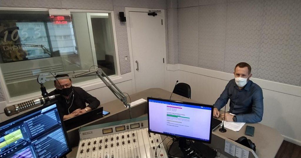 Entrevista com Paulo Sestrem no Jornal da Diplomata