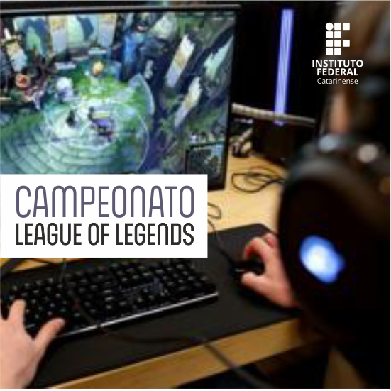 IFC de Brusque é campeão do primeiro o League of Legends da instuitição