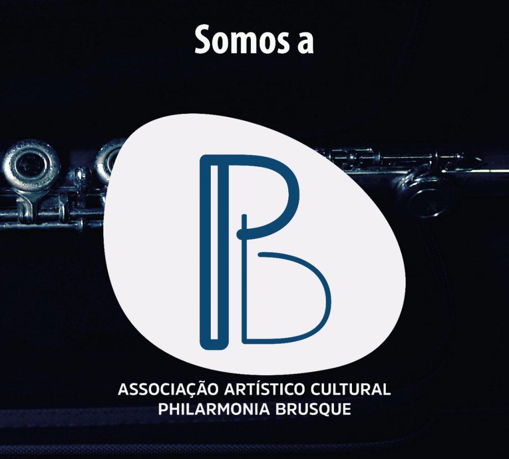 Logo marca da Philarmonia Brusque