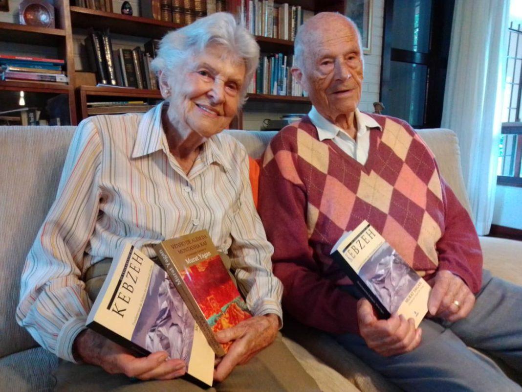 Helga Kamp e Ernst Otto