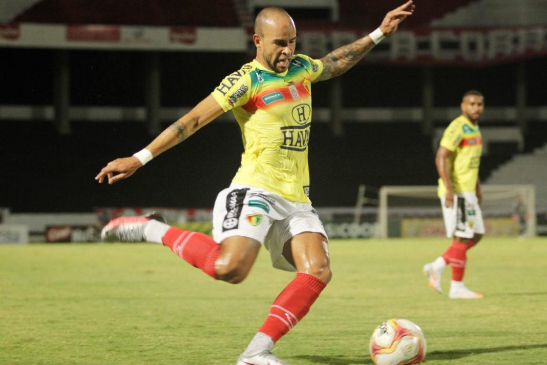 Brusque perde para o Santa Cruz na última rodada (Fotos: Lucas Gabriel Cardoso/Brusque FC)